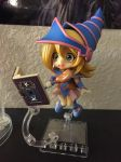 Chibi Dark Magician Girl by SoriasTail