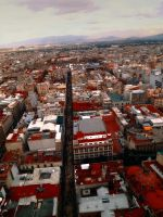 Downtown, Mexico City XXI by emmanuelborja