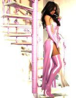 dangerous in pink by whitewillow2010