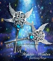 Mystic Winter by ArtByStarlaMoore