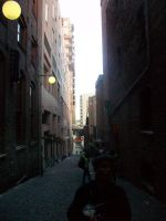Dark Alley by discountabortions