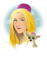 Reese Witherspoon by nicoletaionescu