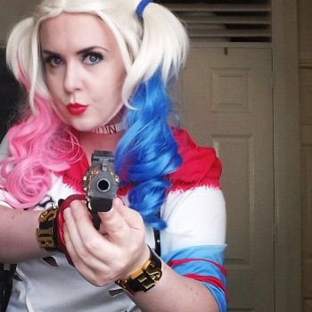 Got my sights set on you by HarleyQuinnAddict
