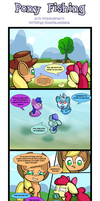 Pony Fishing by Wadusher0