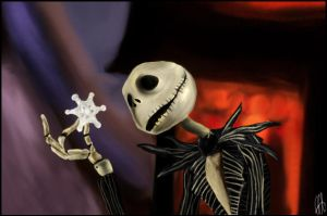 Jack Skellington by BoyGTO