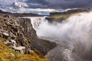 Dettifoss by Dave-Derbis
