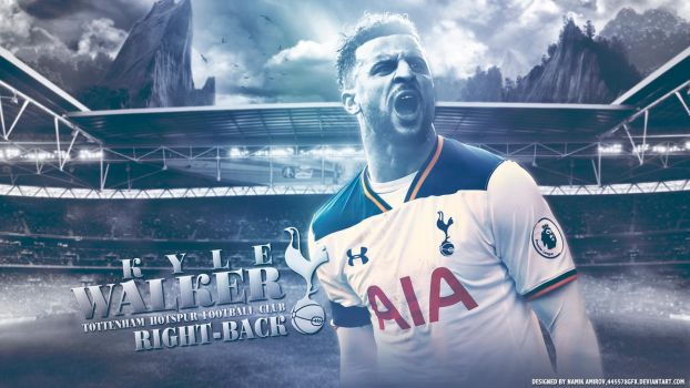 2222 Kyle Walker by namo,7 by 445578gfx