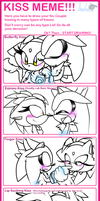 Kiss Meme - Silvaze by andreahedgehog