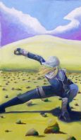 Sheik and the sands of time by Gabriela-Birchal