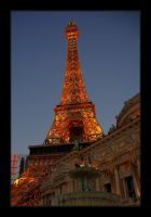 Paris in Vegas by AlienShore