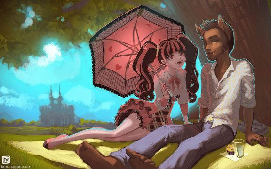 Picnic Date by Kuthinks