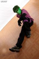 Beastboy --- Japan Expo [2010] by moulinneufbeast