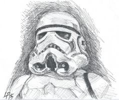 Stormtrooper by DwainDibley