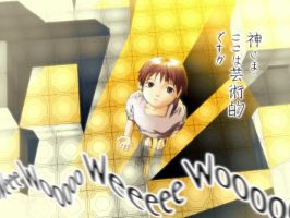 lain 'God, is this place cre.. by PlatypusGreen