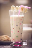 Banana Milkshake IIII by thesashabell