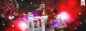 Wydad Cover 2014 by hichamhcm