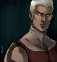 Aqualad from YJ by Shinohahn-chan