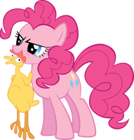 Battle Ready Pinkie by CloudshadeZer0