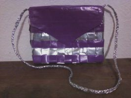 Duct Tape Gift of DOOM by UnderCoverCottonswab