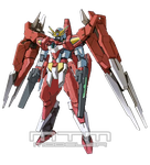 AGE-HB-2nd Gundam Age Hybrid Second by matin2810