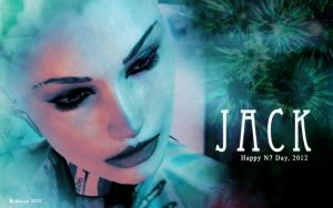 Jack: Happy N7 Day by Belanna42