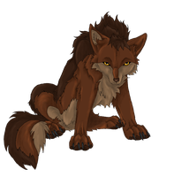 Coyote by JustThatBad21