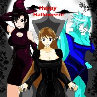 Happy Halloween! by Unknown117