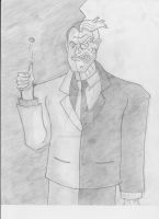 two face by darkomega61