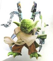 Yoda next preview by Nathanm4