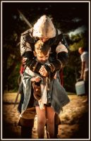 AC IV -  Its Not All About Gold And Power.! by JO-Cosplay