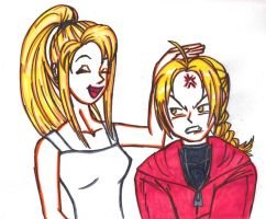 (FMA) The short one is short by gurl-luvs-sooshi
