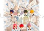 Kuroko no Basket - Kiseki No Sedai - Phonestraps by Undisclose--Desires