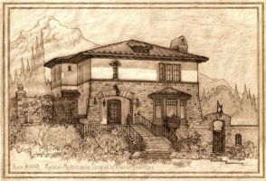 House #309A, A Mountain Mediterranean by Built4ever