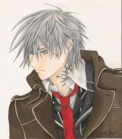 Vampire Knight-Zero by rokhead423