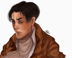 levi by spooky-skeleton