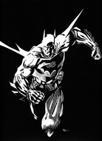 Jim Lee's Batman tribute by Av3r
