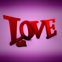 LOVE PSD by themacx