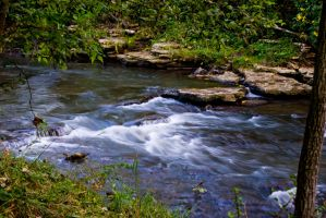 Flowing by ambrotos