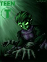 TT: Save The Titans - BeastBoy by teentitans