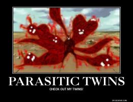 nine-tails twins by demotivatonalman12