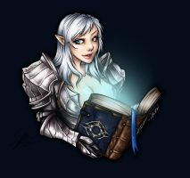 Tera Tome Website Logo by Noxychu