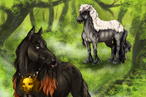 SA // The Wilds - RP by Ebbarie