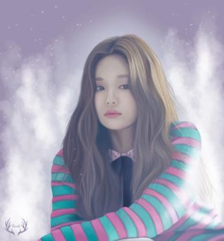 Jennie Stay by Yunhosbambi