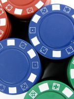 Stock - Poker Chip Series 9 by mystockphotos