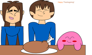 RQ - Thanksgiving with kasden95 and friends by Britishgirl2012
