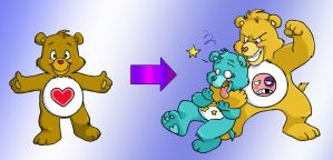 Care Bears_The Teen Years_9 by DrChrissy