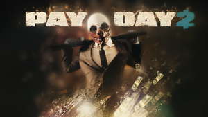 Payday 2 by JoaoPedroPG