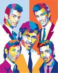 The Tielman Brothers by vinartvin