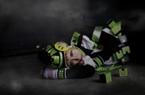 DRAMAtical Murder (DMMD) - Noise Cosplay_ by GGN49