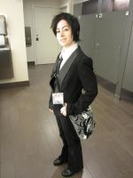 Claude Faustus Day Zero by Catchmewithyourlips
